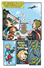 click for super-sized previews of Supergirl: Cosmic Adventures in the 8th Grade #2