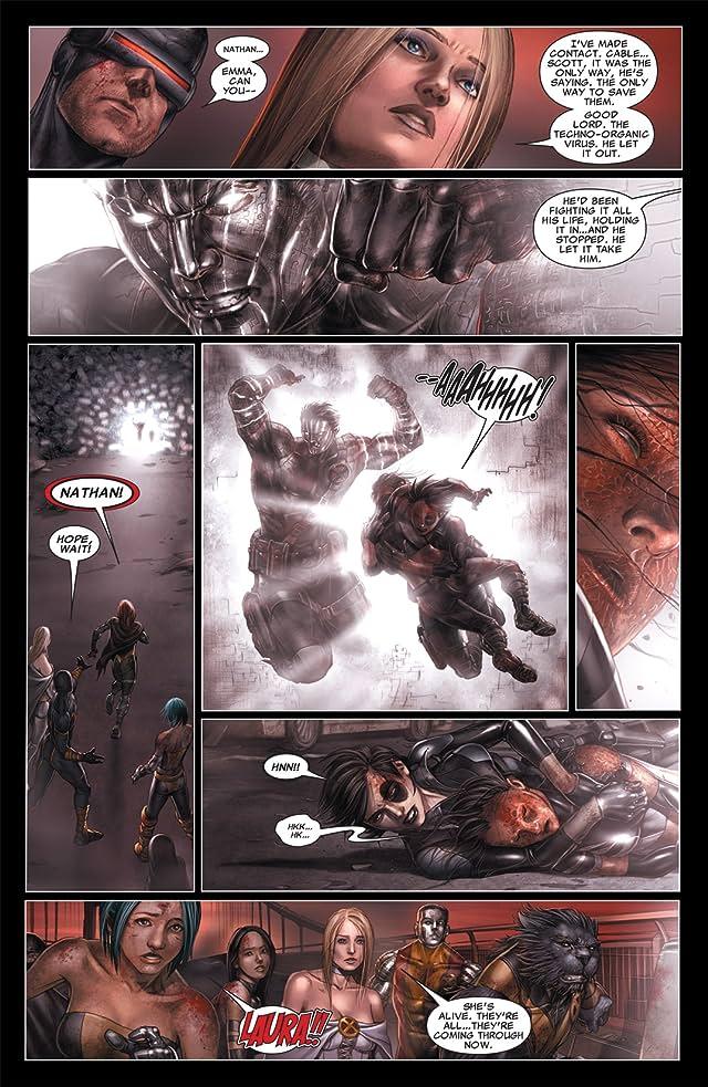 X-Force (2008-2012) #28