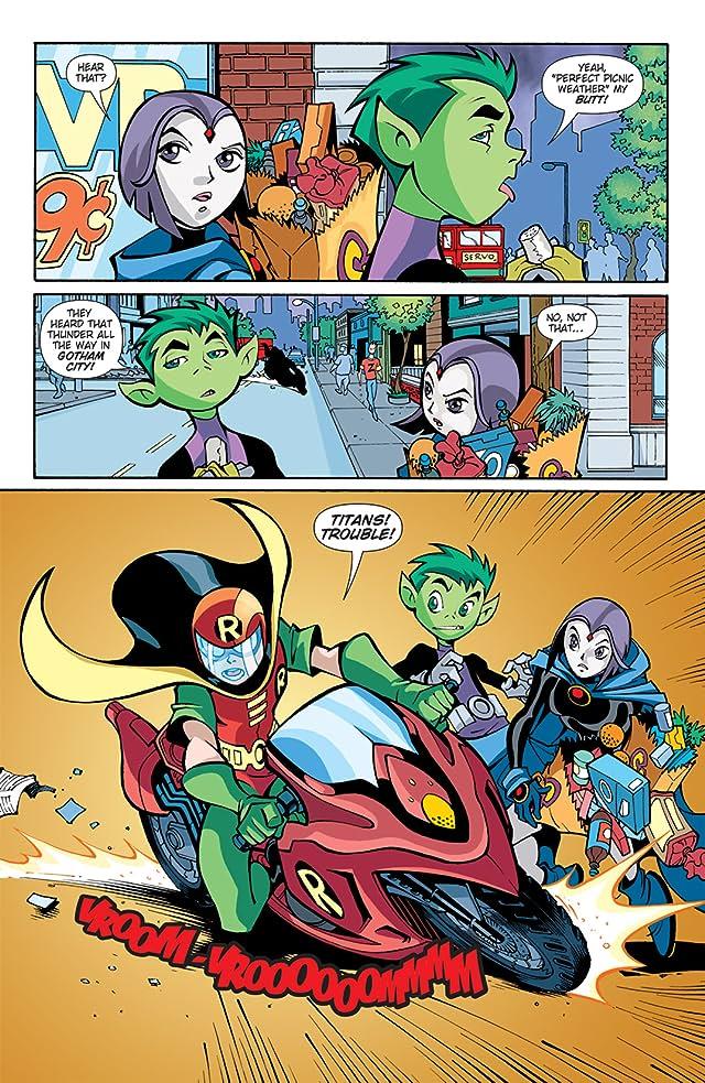 Teen Titans Go! (2004-2008) #6
