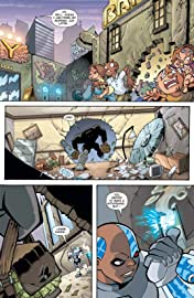 Teen Titans Go! (2004-2008) #3