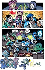 Teen Titans Go! (2004-2008) #2