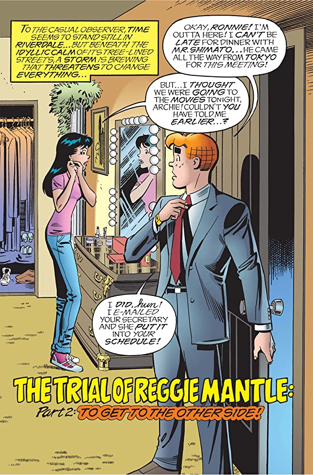 click for super-sized previews of Archie Marries Veronica #8