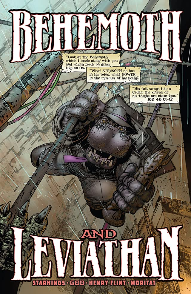 click for super-sized previews of Elephantmen #2
