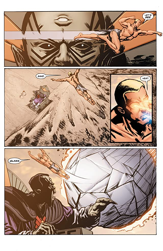Irredeemable #26