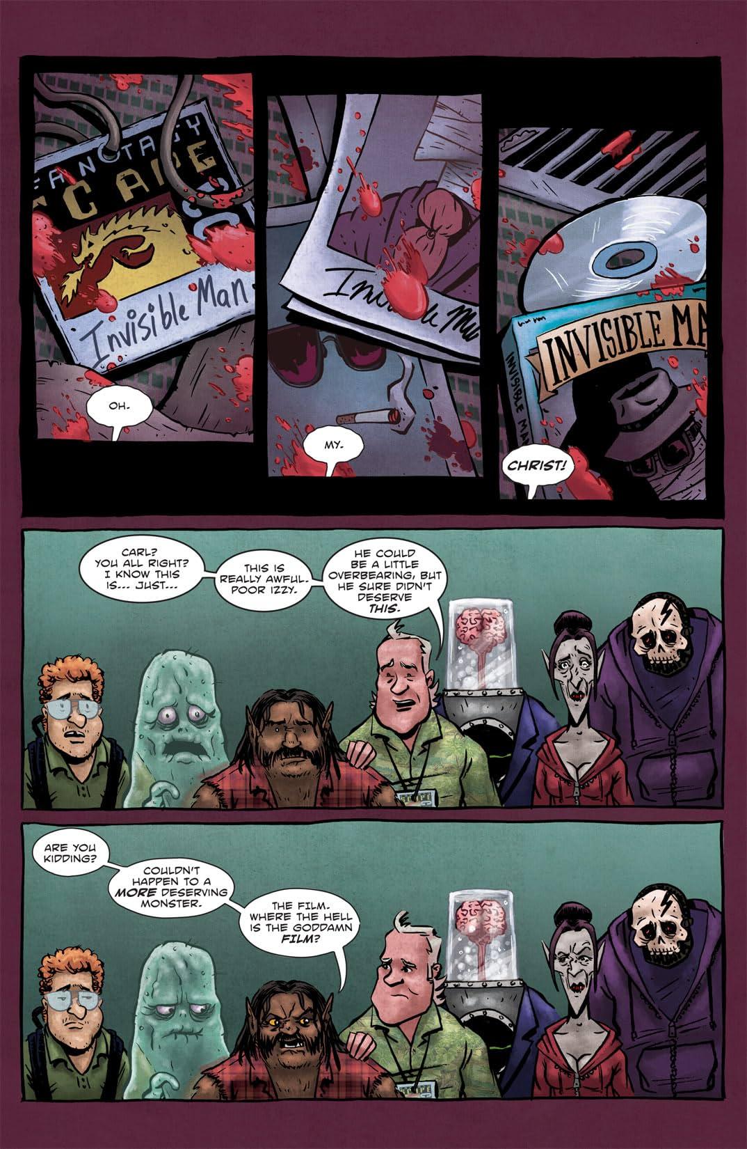 Screamland: Ongoing #2