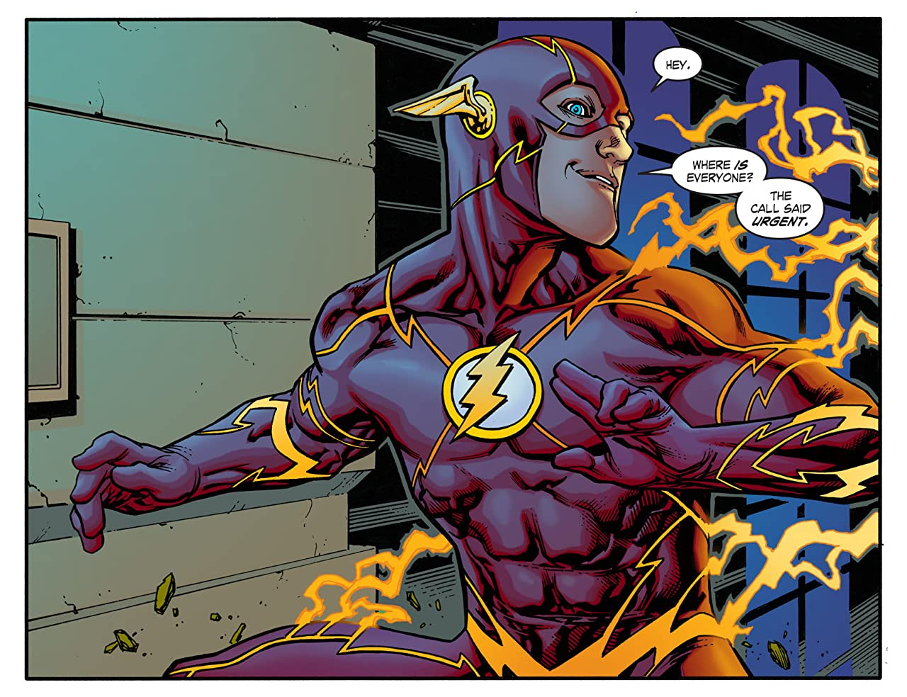 Infinite Crisis: Fight for the Multiverse (2014-2015) #4
