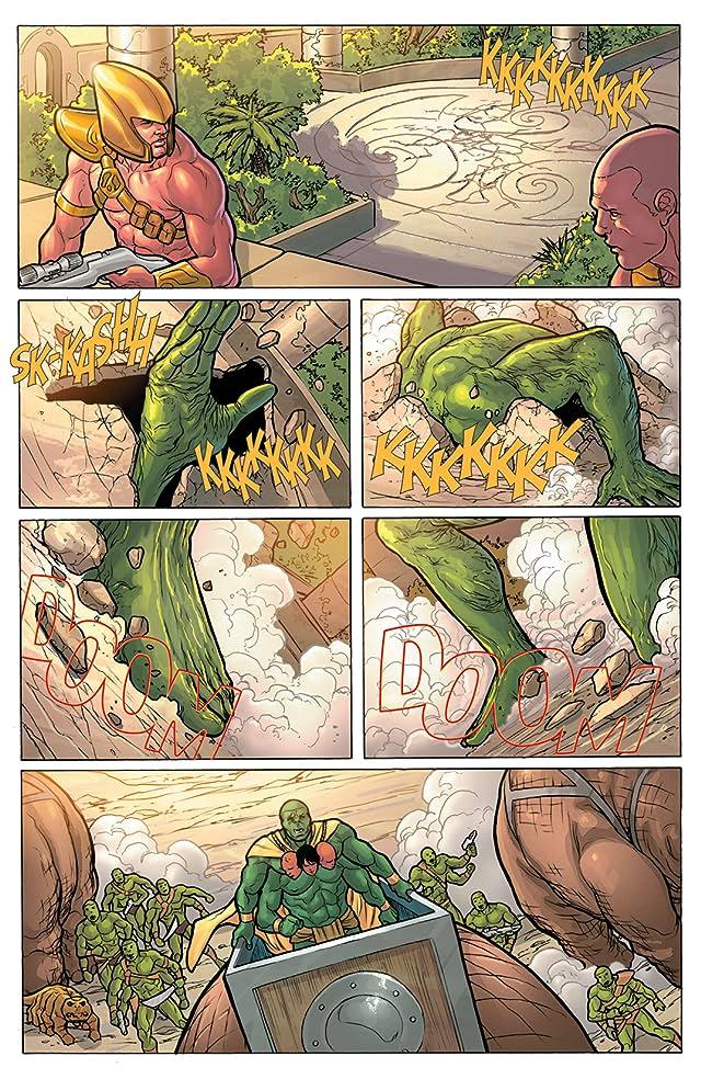 Warlord of Mars: Dejah Thoris #3