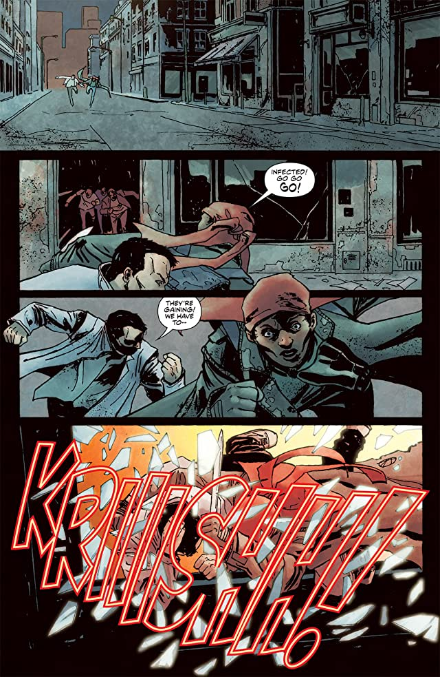 click for super-sized previews of 28 Days Later #24