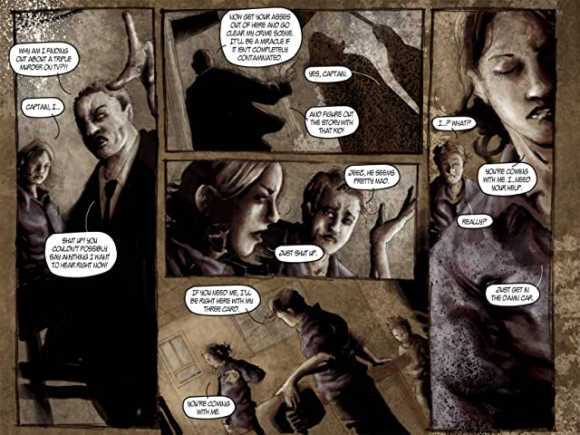 click for super-sized previews of Pray for Death #2