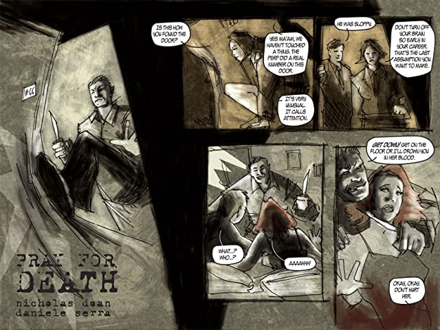 click for super-sized previews of Pray for Death #1