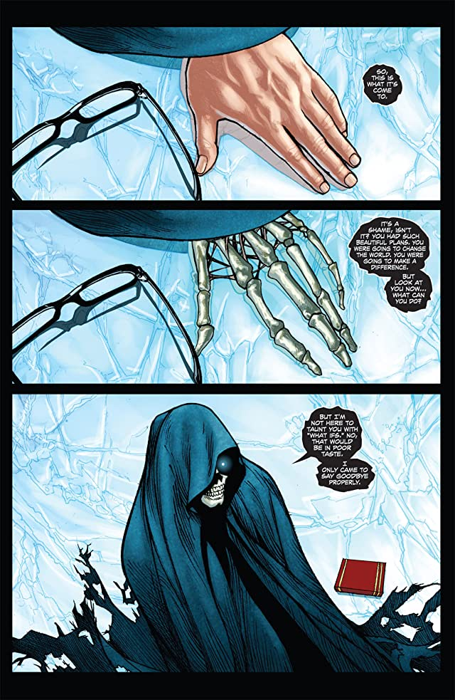 click for super-sized previews of Grimm Fairy Tales #30