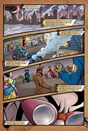 Young Sherlock Holmes Adventures #1
