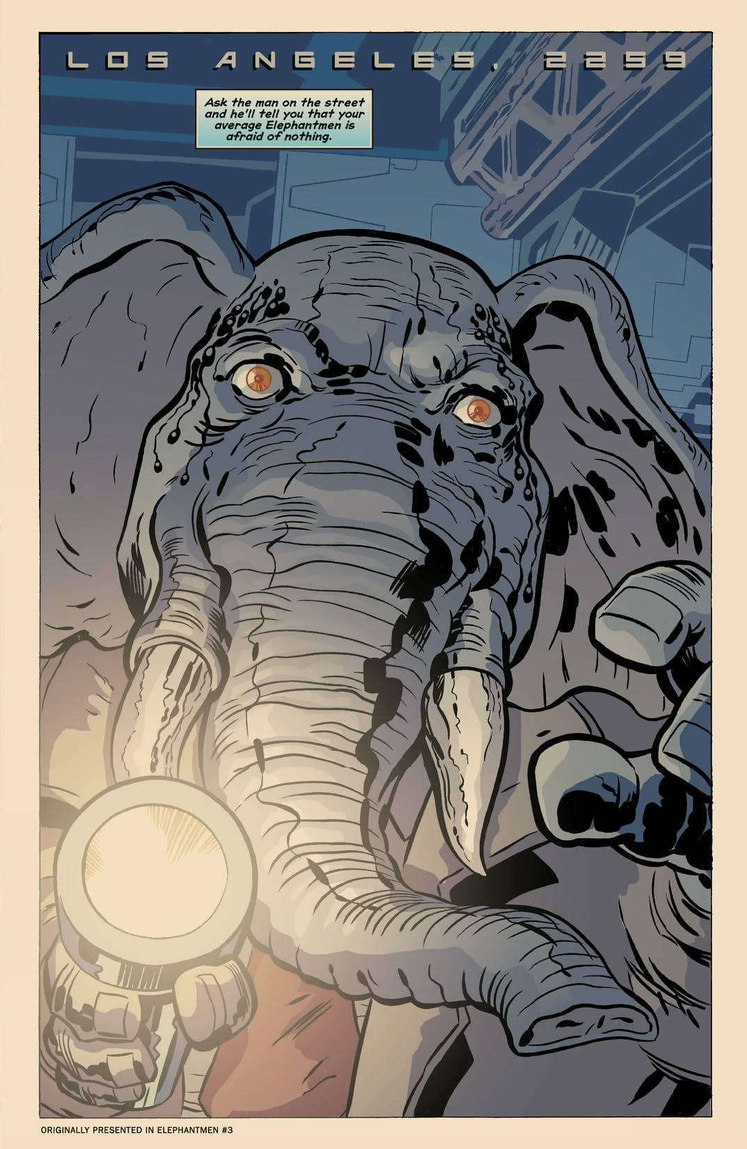 Elephantmen #3