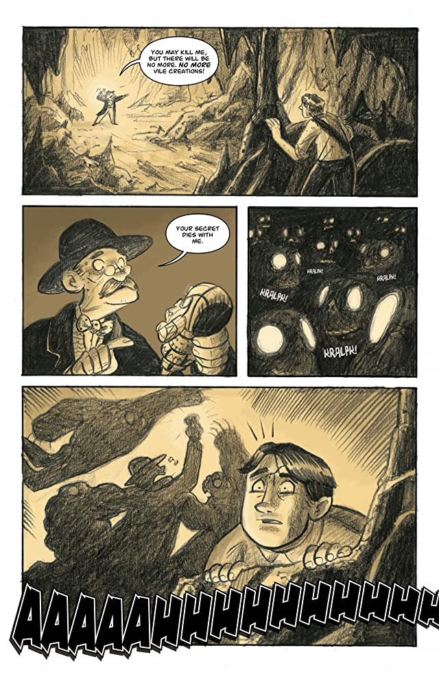 click for super-sized previews of Reed Gunther #2
