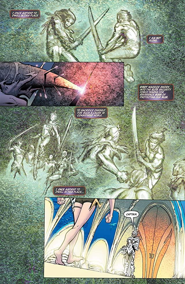 click for super-sized previews of Fathom: Kiani Vol. 1 #1