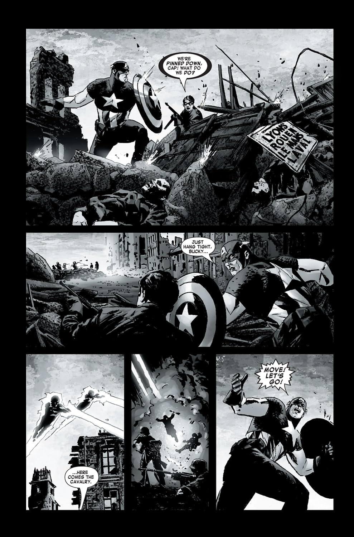 Captain America (2004-2011) #2