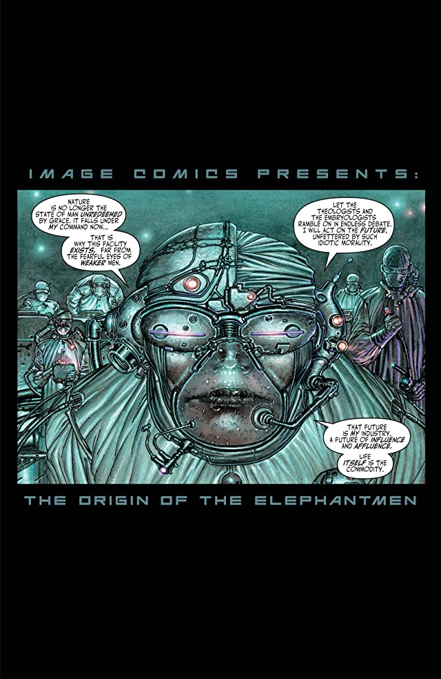 click for super-sized previews of Elephantmen #4.5