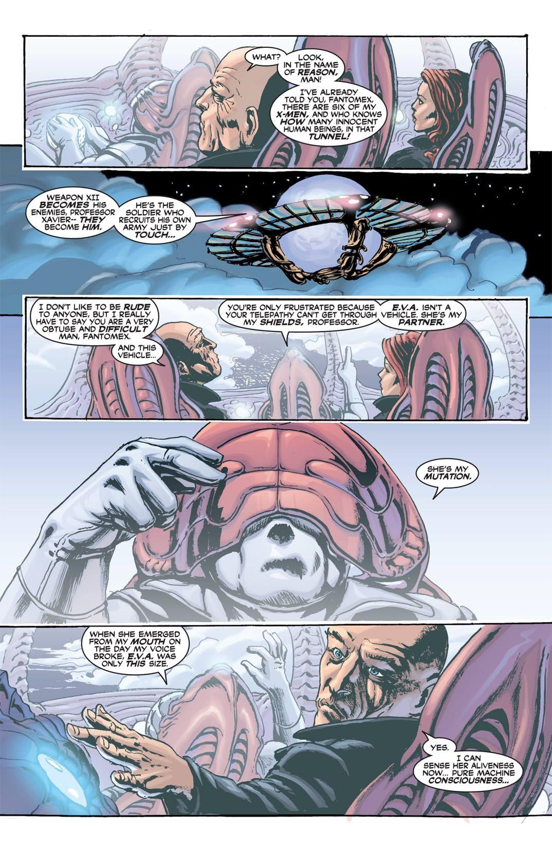 New X-Men (2001-2004) #130