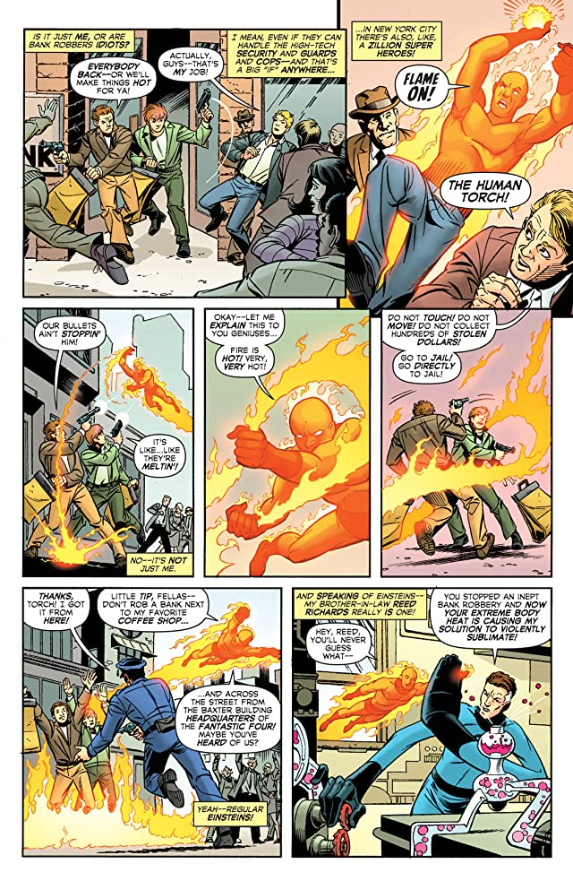 click for super-sized previews of Incredible Hulk & The Human Torch: From the Marvel Vault #1