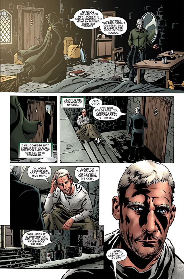 click for super-sized previews of Fantastic Four: Books of Doom #3
