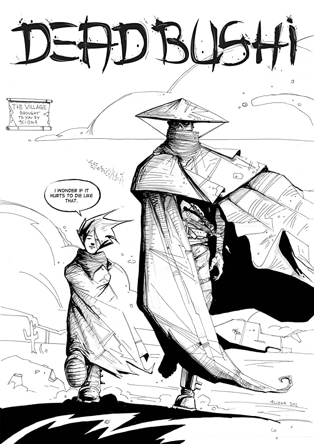 click for super-sized previews of Dead Bushi #1