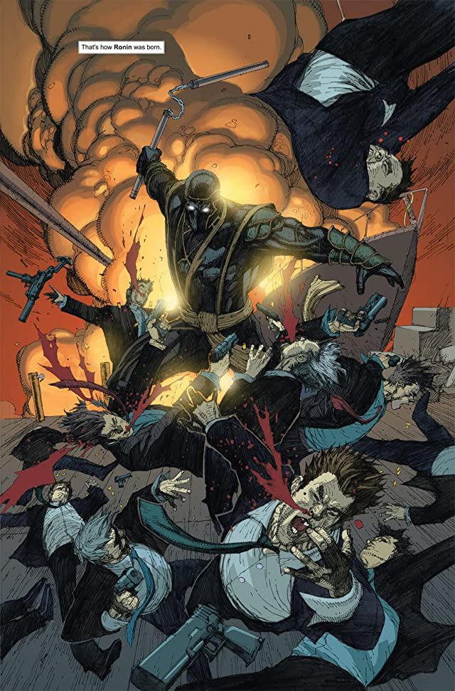 click for super-sized previews of New Avengers (2004-2010) #27