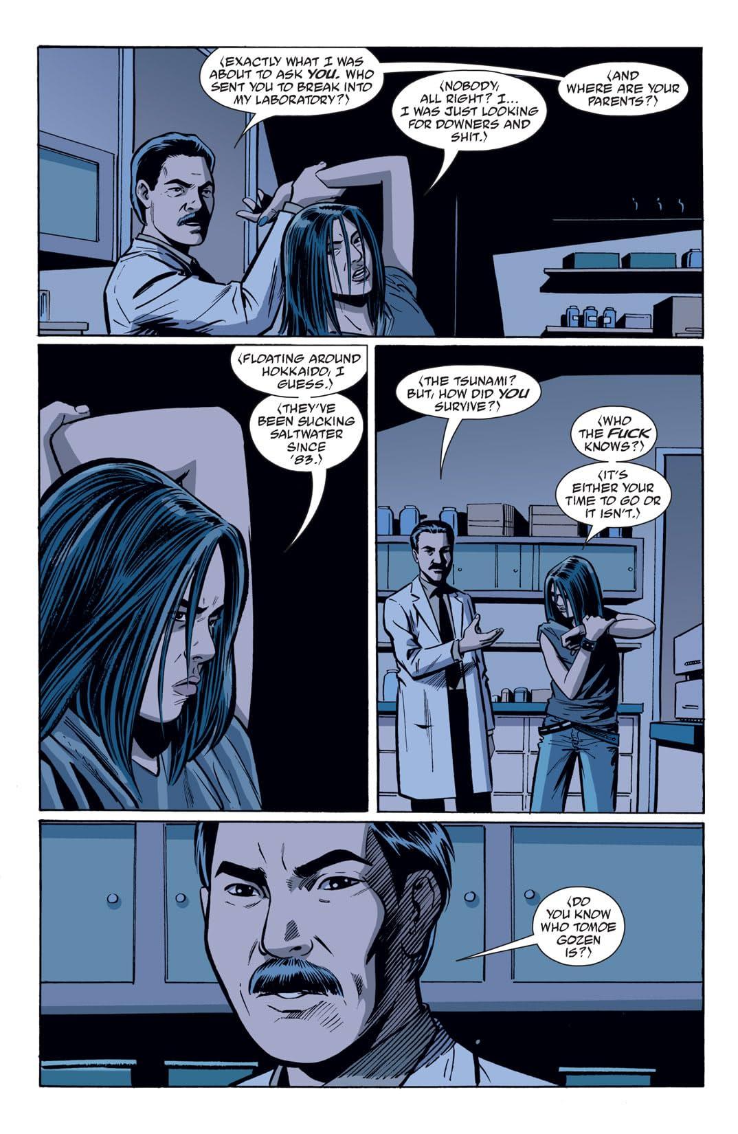 Y: The Last Man #51