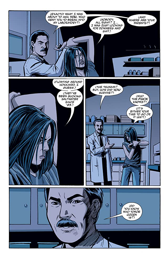 click for super-sized previews of Y: The Last Man #51