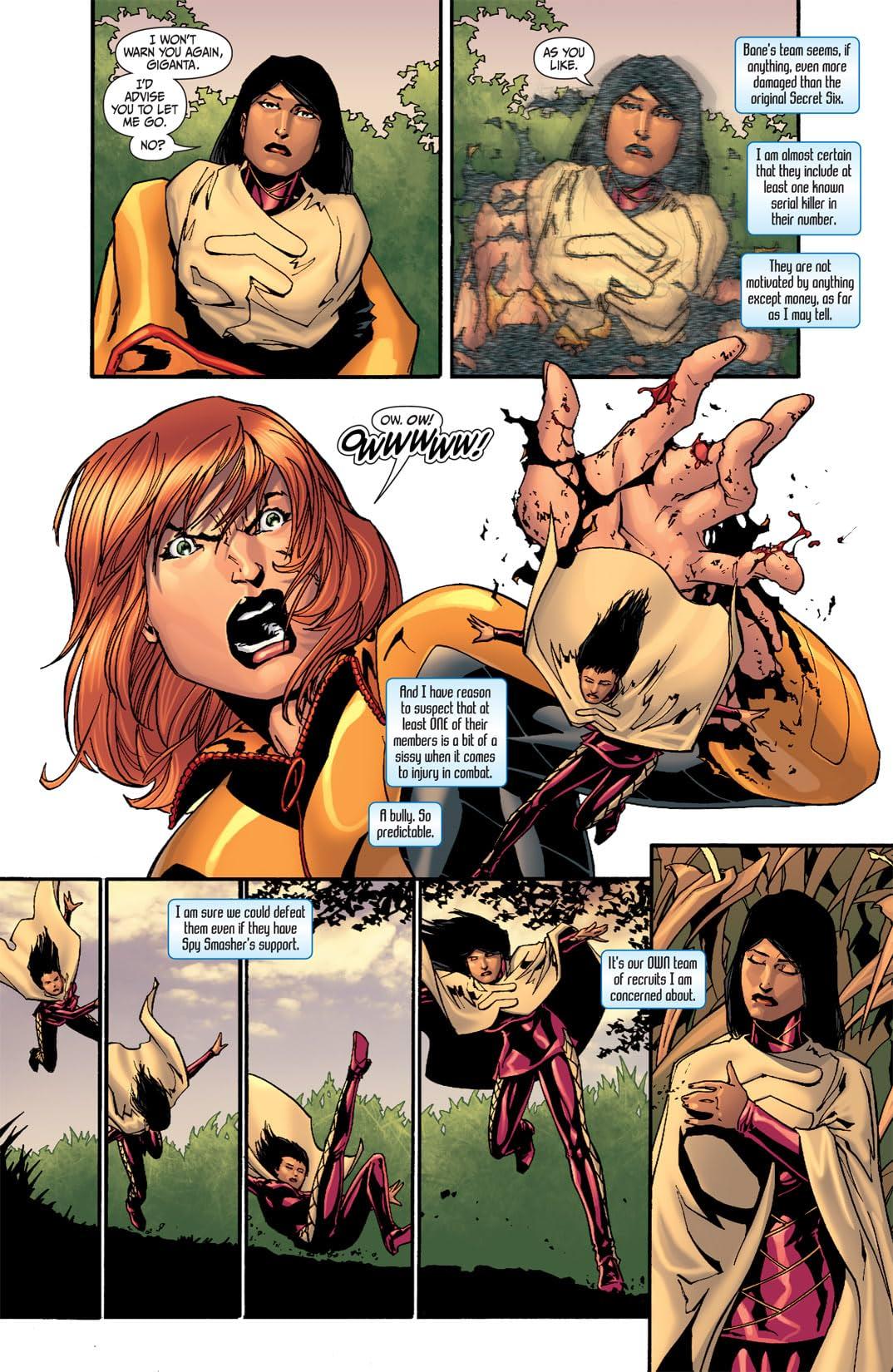 Secret Six (2008-2011) #27