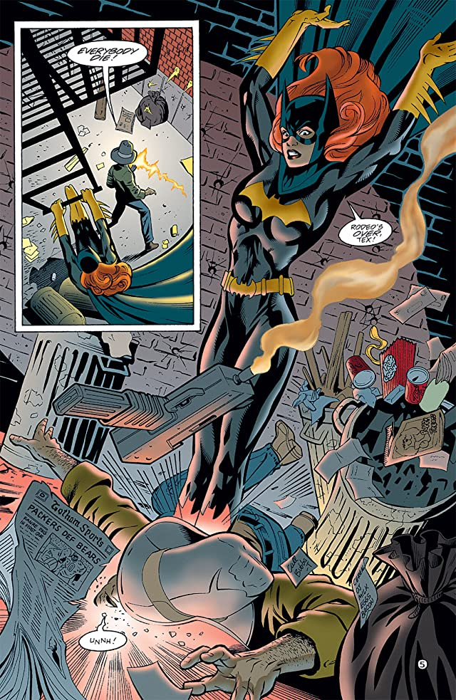 click for super-sized previews of Birds of Prey: Batgirl
