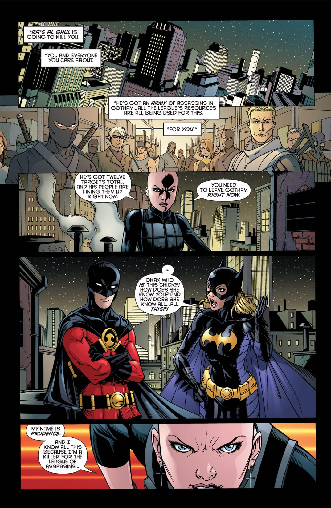 Red Robin #10