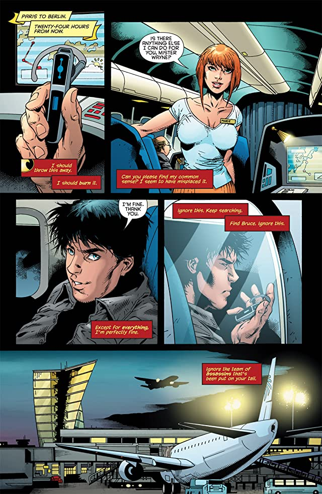 click for super-sized previews of Red Robin #2