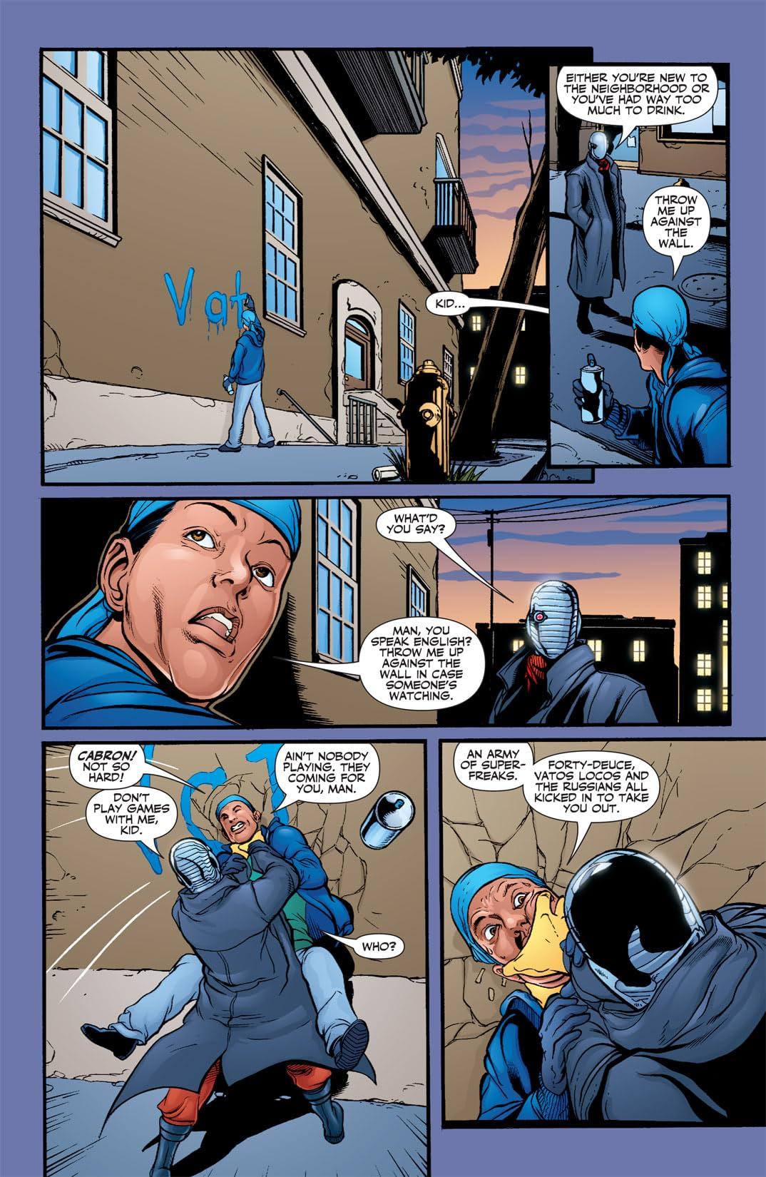 Deadshot (2005) #5 (of 5)