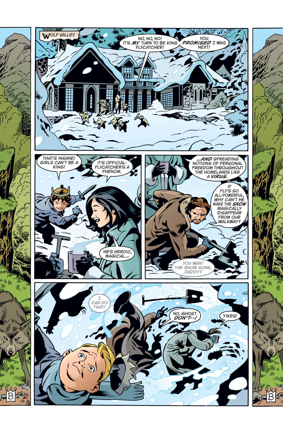 Fables #68