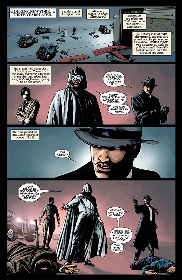 click for super-sized previews of Mystery Men #2