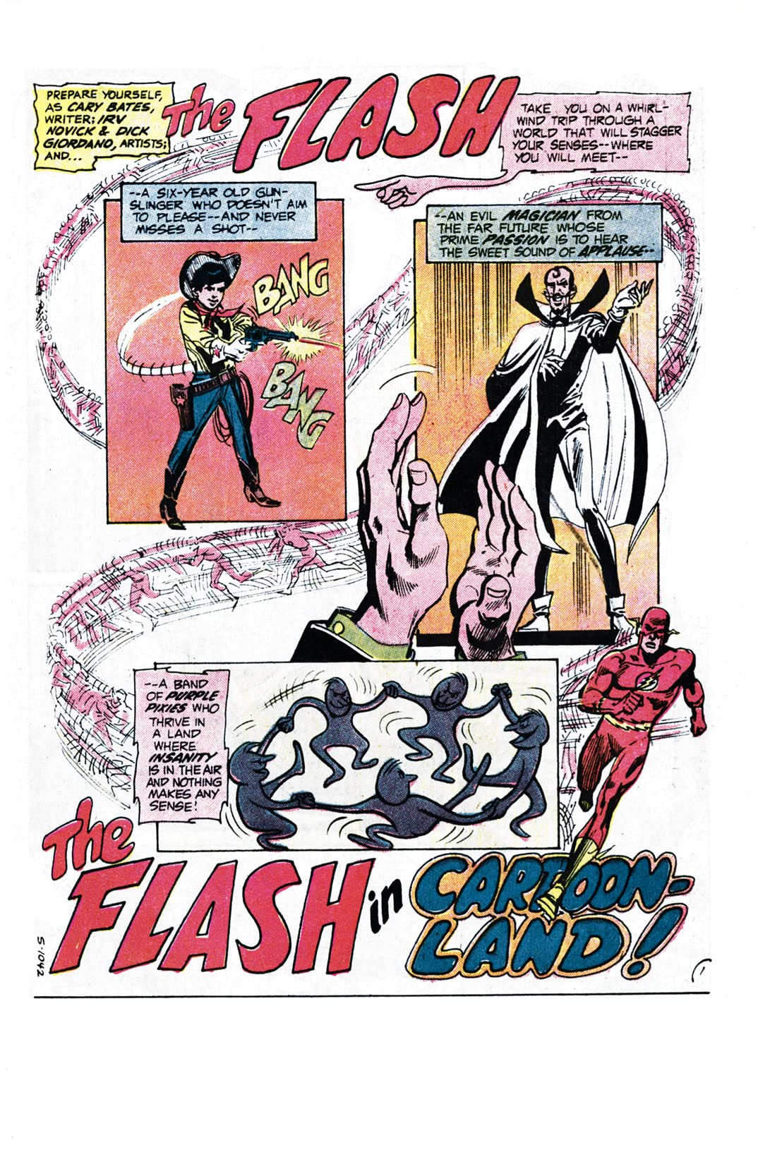 The Flash (1959-1985) #212