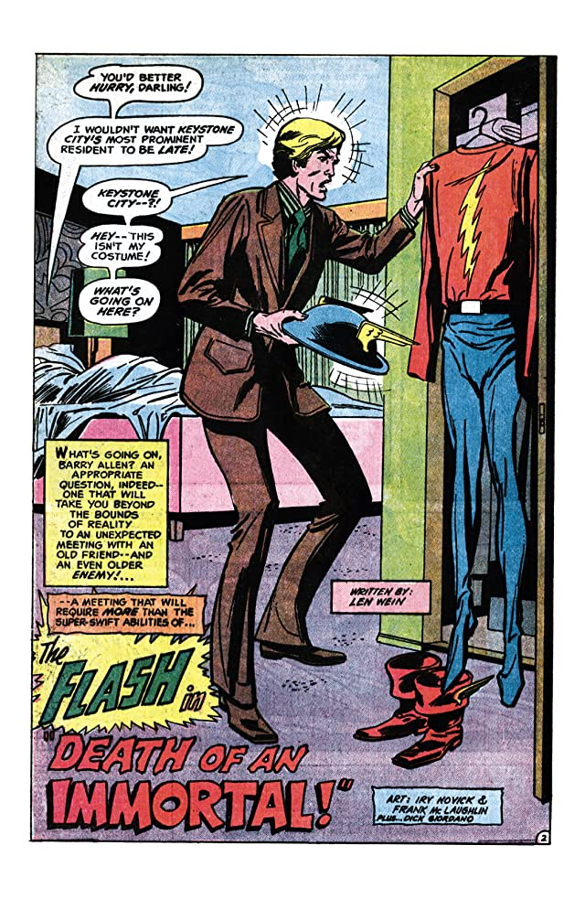 click for super-sized previews of The Flash (1959-1985) #215