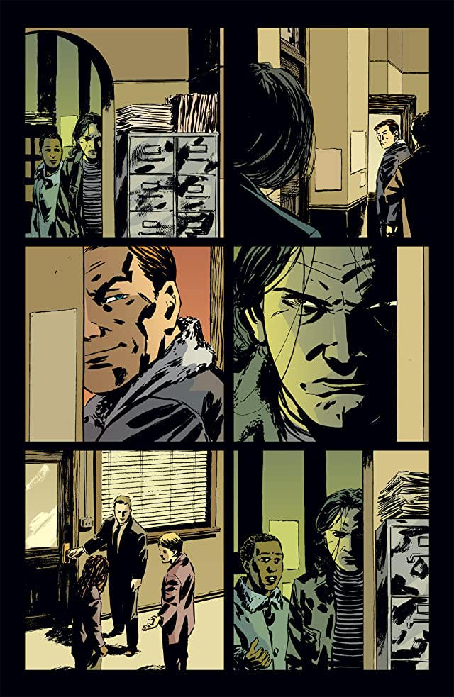 click for super-sized previews of Gotham Central #40