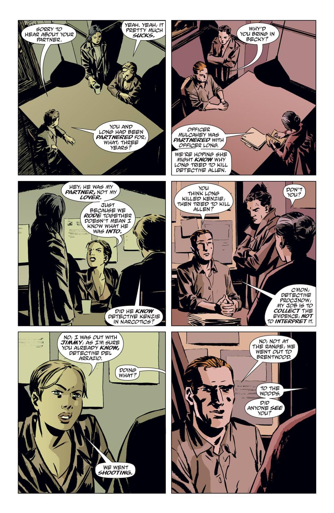 Gotham Central #40