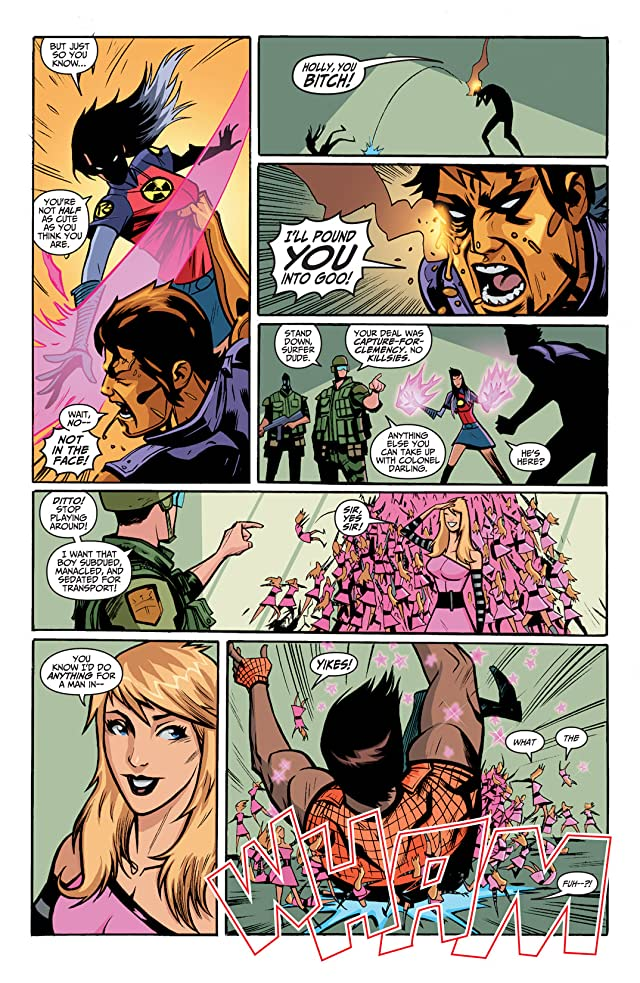 click for super-sized previews of Gen13 (2006-2011) #32