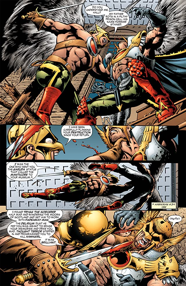 click for super-sized previews of Hawkman (2002-2006) #45