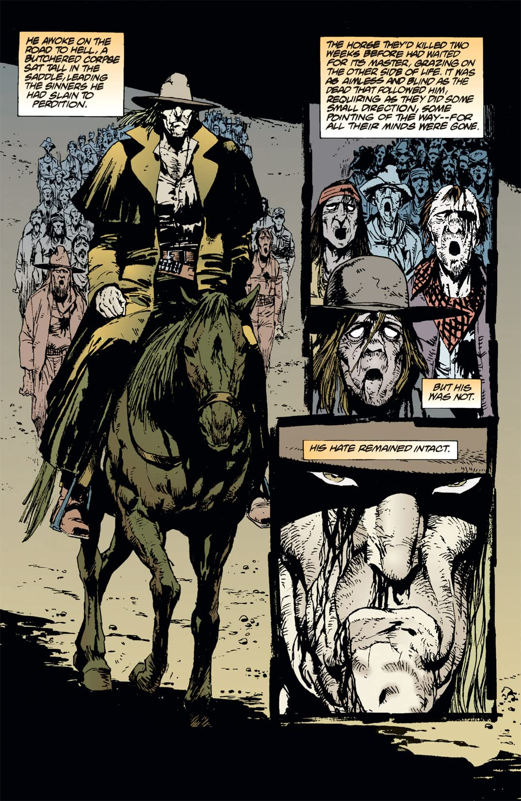 Preacher Special #3: Saint of Killers