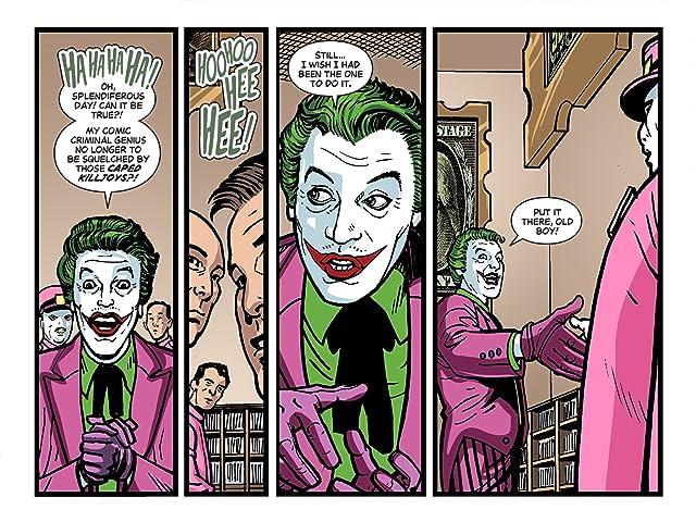 Batman '66 Meets The Green Hornet #4