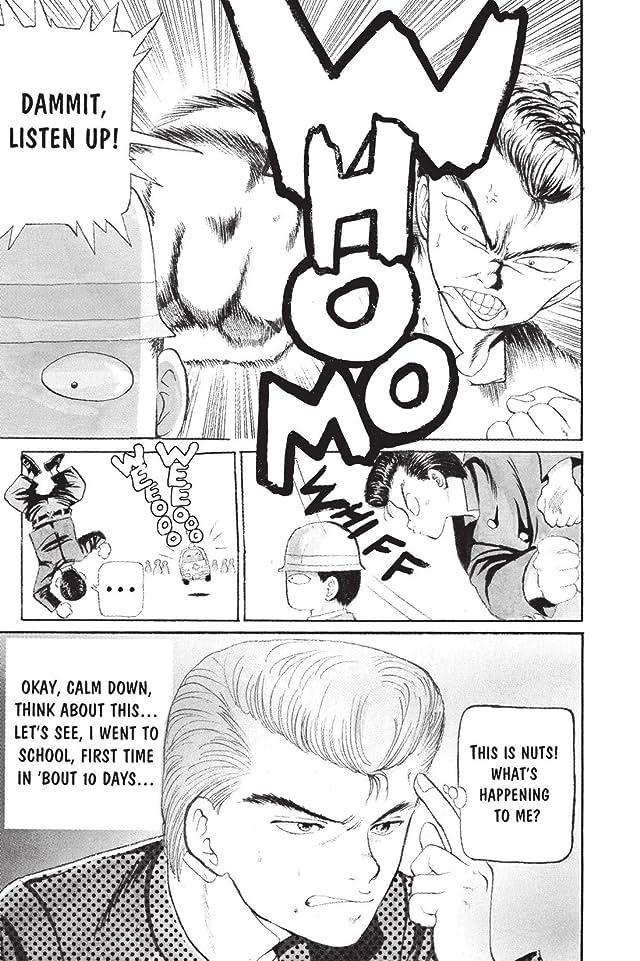 YuYu Hakusho Vol. 1