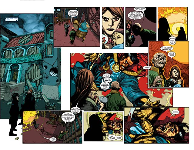 click for super-sized previews of New Avengers (2004-2010) #31