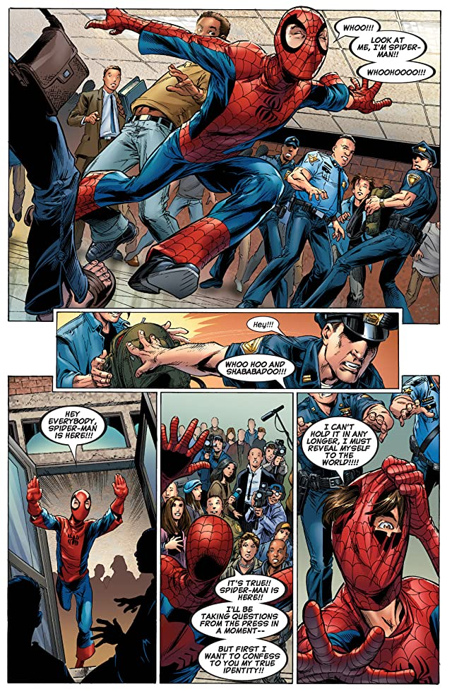 click for super-sized previews of Ultimate Spider-Man (2000-2009) #88