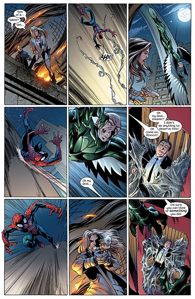 click for super-sized previews of Ultimate Spider-Man (2000-2009) #90