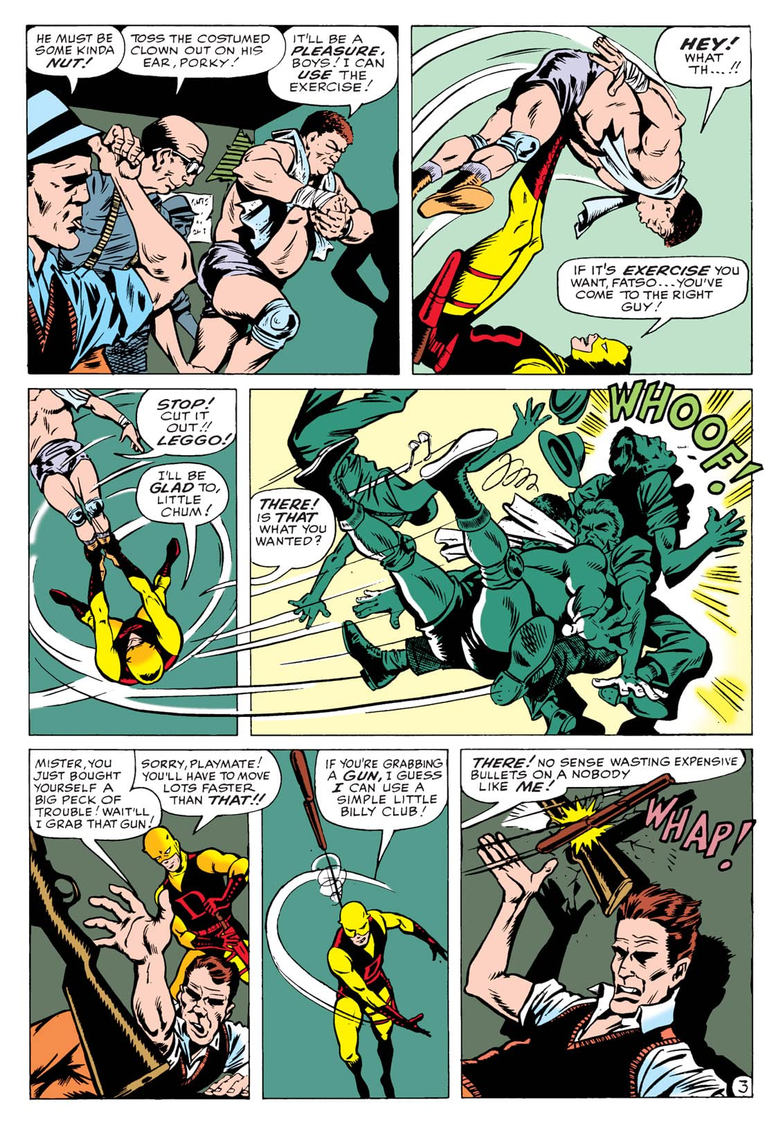 Daredevil (1964-1998) #1