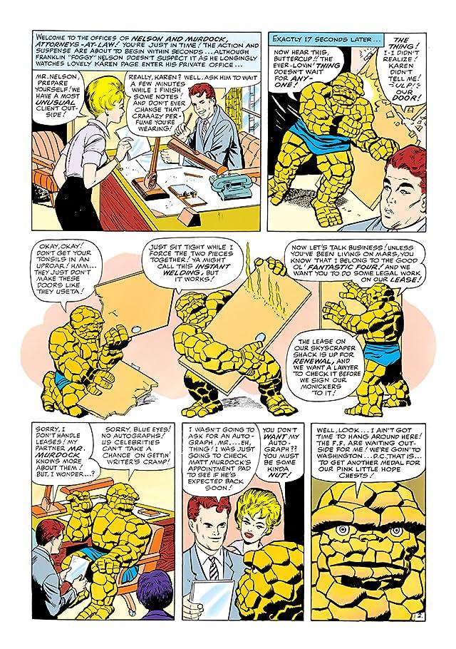 Daredevil (1964-1998) #2