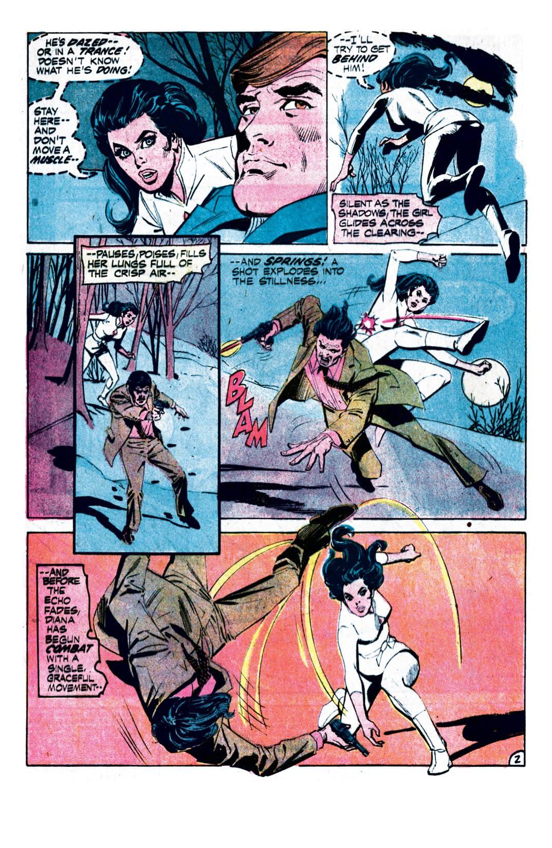 Wonder Woman (1942-1986) #200